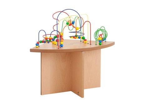 Kralenframe tafel