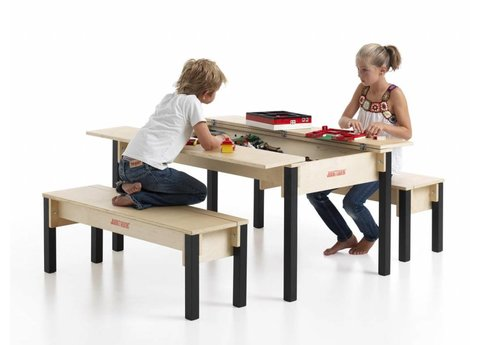 Houten Lego Tafel