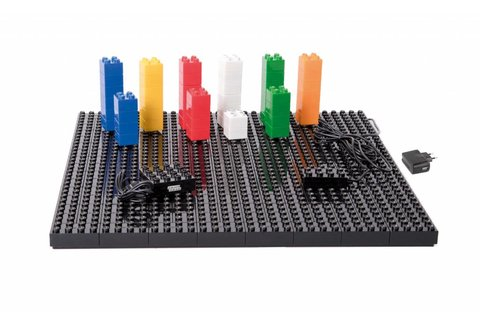 Light Stax Power table set voor  DUPLO