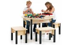 Lego Tafel rond