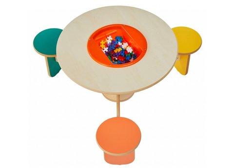 Speelgoedtafel
