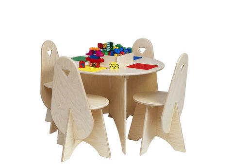 Lego Tafel met Stoelen