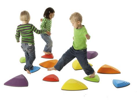 Rivierstenen speelgoed