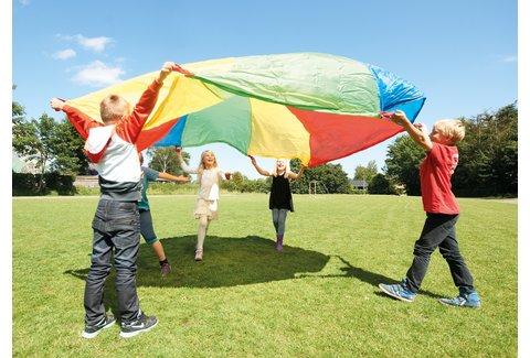 Grote Speelparachute