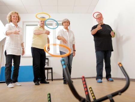sport en spelmateriaal voor ouderen en senioren