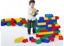 Grote speelblokken