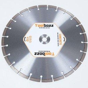 Toolbozz Topline hand diamantzaag droog beton ø350mm/20mm