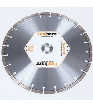 Toolbozz Topline Diamantzaag droog beton ø350mm/20.0mm