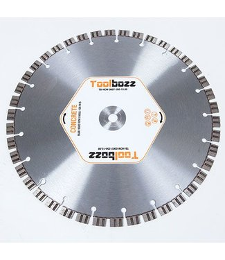 Toolbozz Topline Diamantzaag ø350mm nat beton