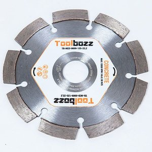 Toolbozz Topline hand diamantzaag droog beton ø150 mm