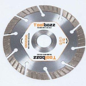 Toolbozz Topline hand diamantzaag droog universeel ø125 mm