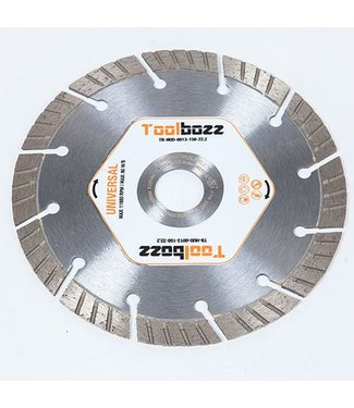 Toolbozz Topline Diamantzaag ø150 mm droog universeel
