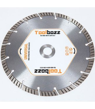 Toolbozz Topline Diamantzaag ø230 mm droog universeel