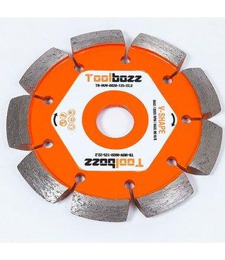 Toolbozz Topline V-zaagblad 9mm