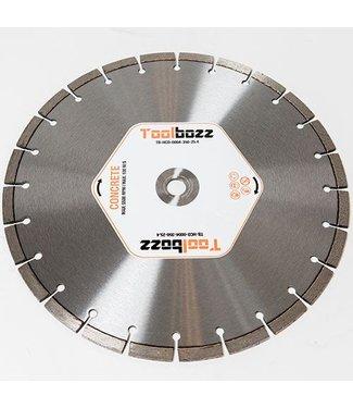 Toolbozz Topline Diamantzaag droog beton ø350mm/25,4mm