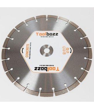 Toolbozz Topline Diamantzaag droog beton ø300mm/25,4mm