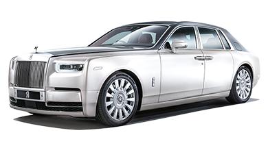 Rolls Royce Ghost vanaf 2004