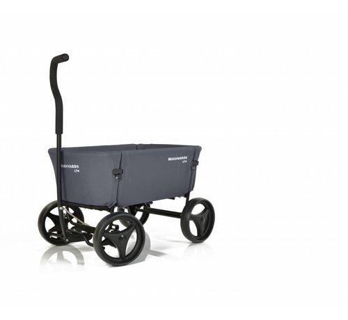 Beach Wagon Company Beach Wagon Lite Antraciet Grijs