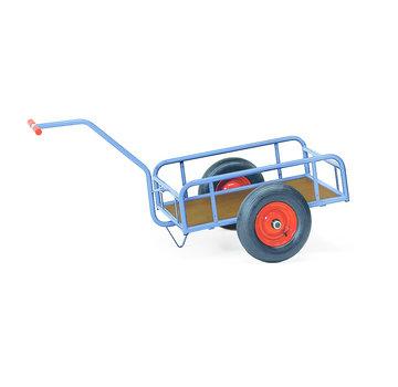 Transport Trekwagen met grote wielen
