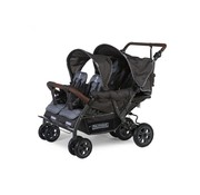 Childhome Childhome Bolderwagen Quadruple 4-zits (model 2020)