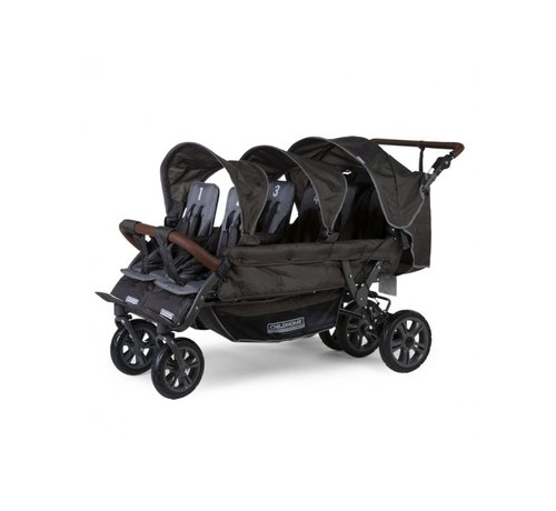 Childhome Bolderwagen 6-zits (model 2020)