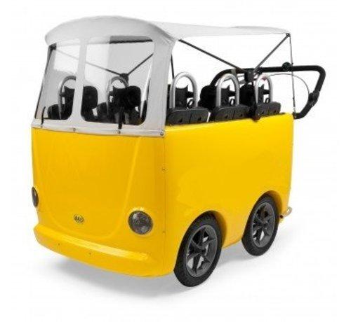 Weber Kinderbus 6 zits Geel