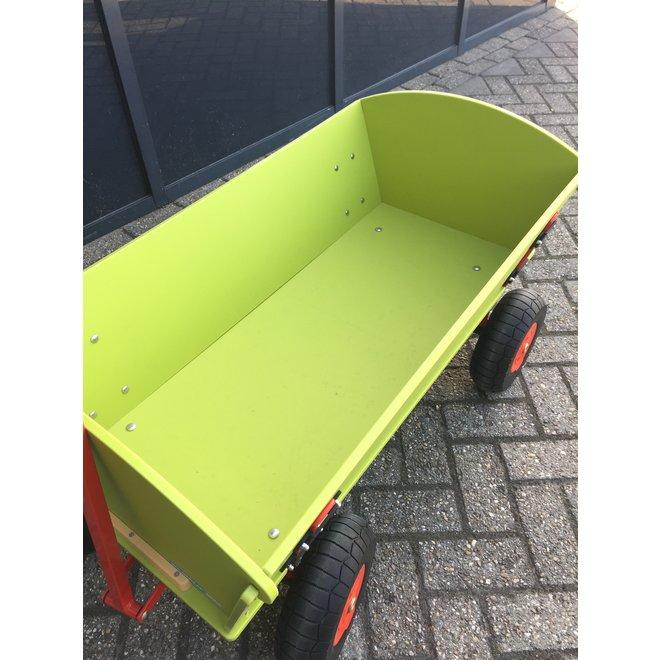 Bolderwagen Eckla Robuust Kunststof