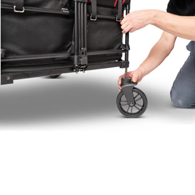 Elvent WagonPro Premium 3-4-zits opvouwbaar