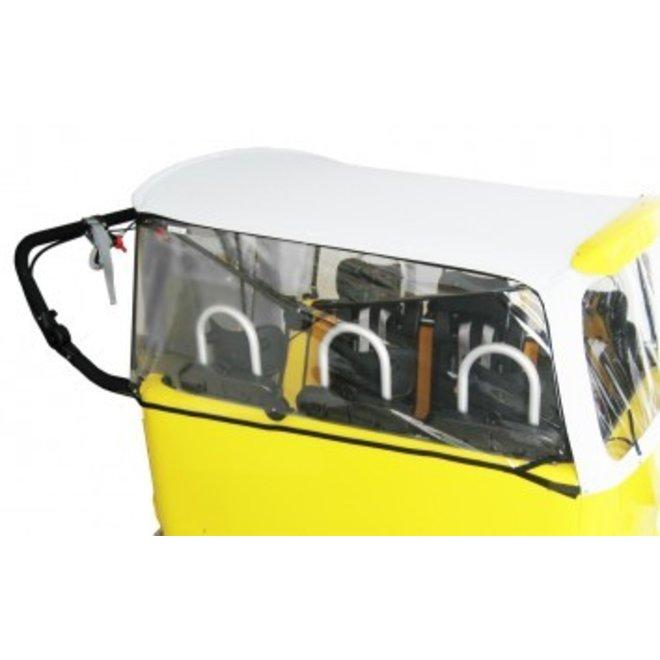 Zijkant-achtervenster Kinderbus