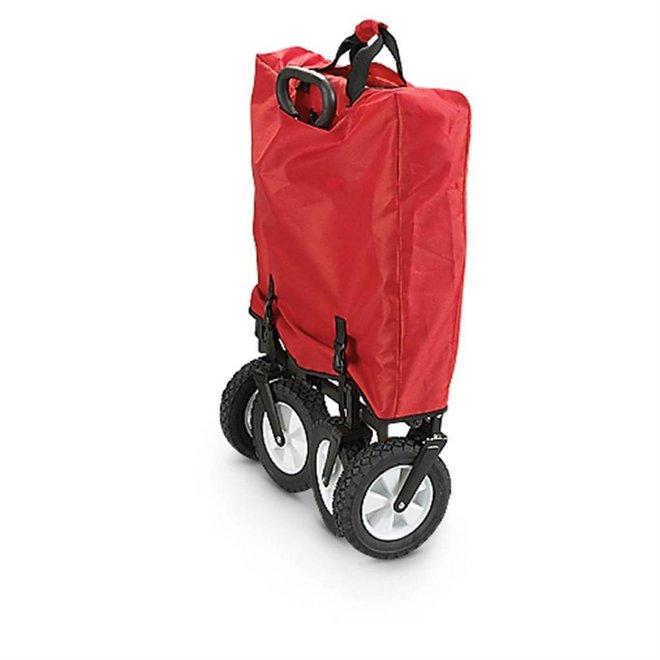 Mac Wagon Basic met anti lek banden