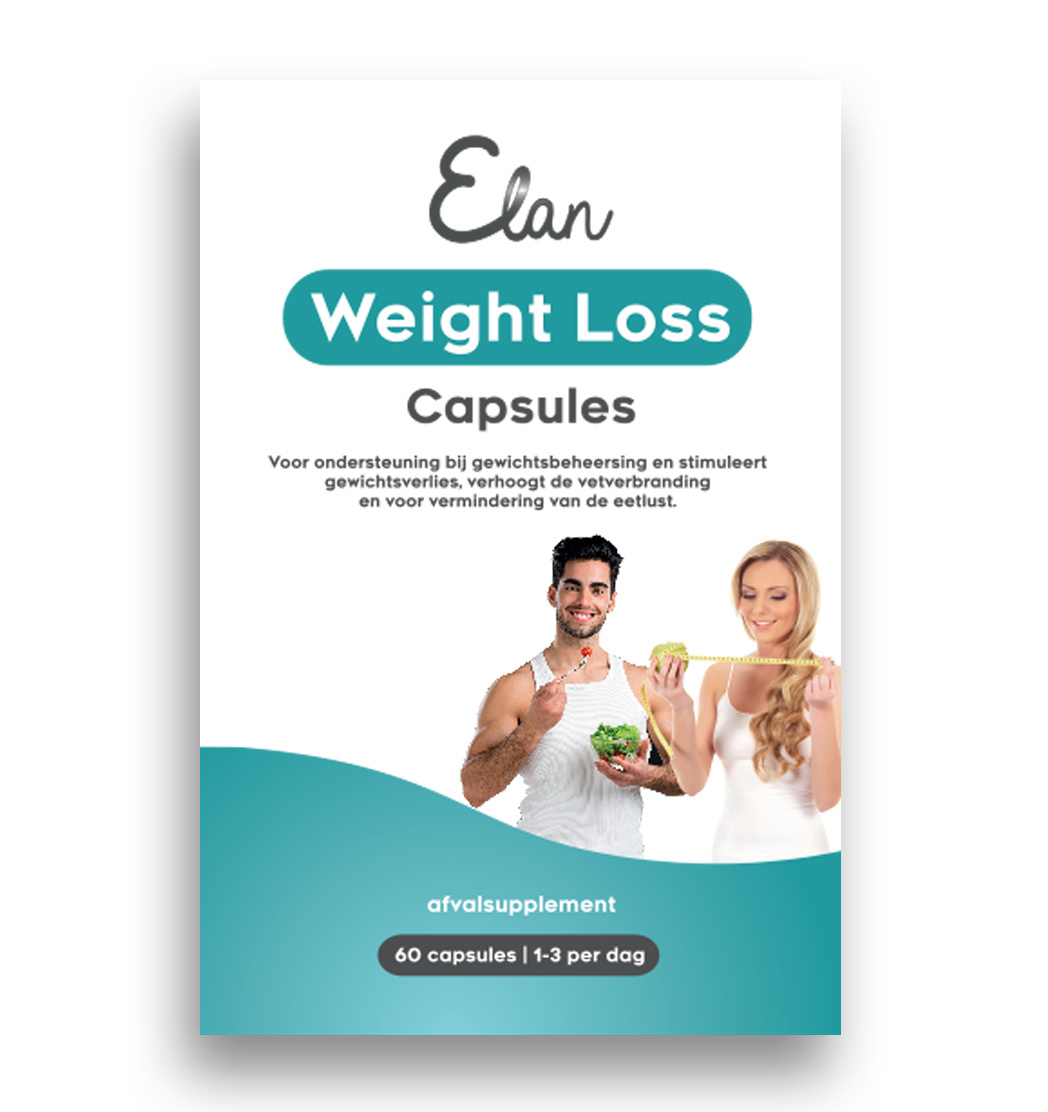 Proefverpakking Weight Loss capsules