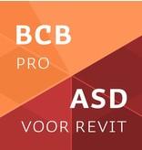 BCB Pro met ASD voor Revit - jaarlicentie