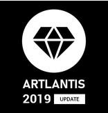 Artlantis 2019 update van Render of Studio 7