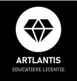 Educatieve licentie Artlantis