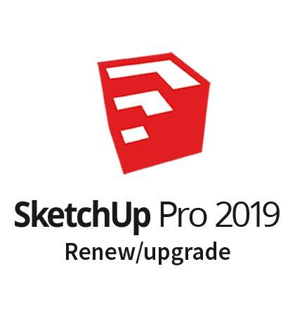 SketchUp Pro 2019 inclusief 1 jaar Maintenance
