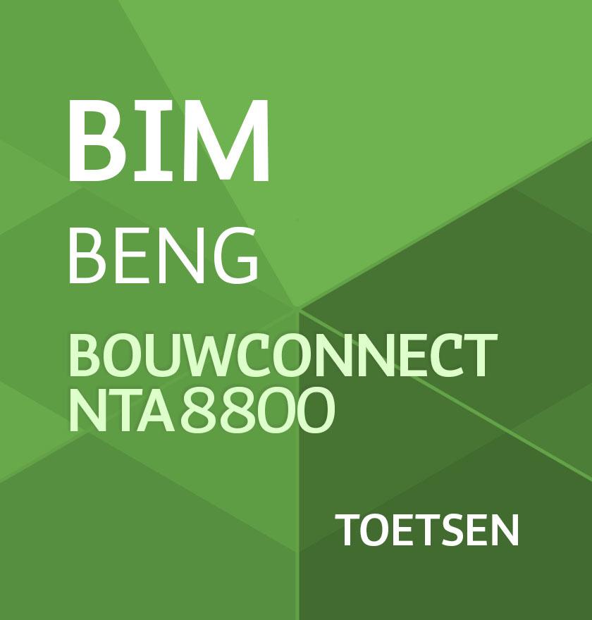 BouwConnect NTA8800 - BIM BENG