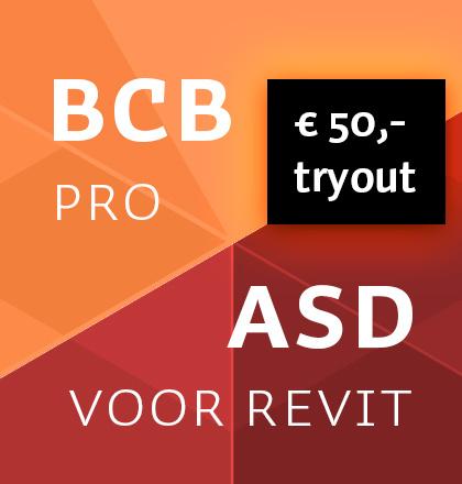 Tryout - BCB Pro met ASD voor Revit