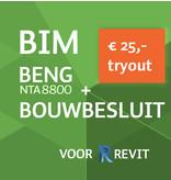 Tryout - BC Bouwbesluit & BC NTA8800 voor Revit