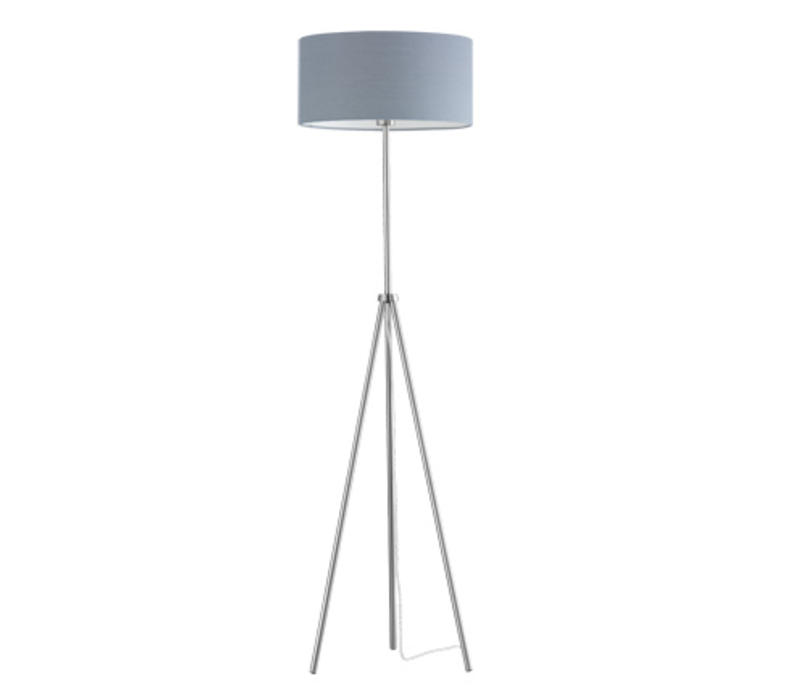 DANIEL GRIJS vloerlamp