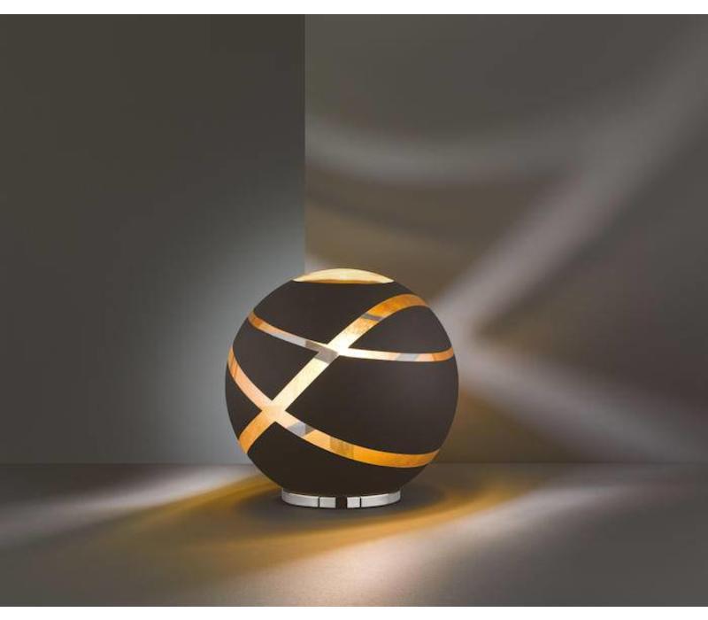 Faro ZWART S tafellamp