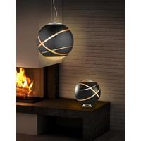 Faro ZWART XL tafellamp