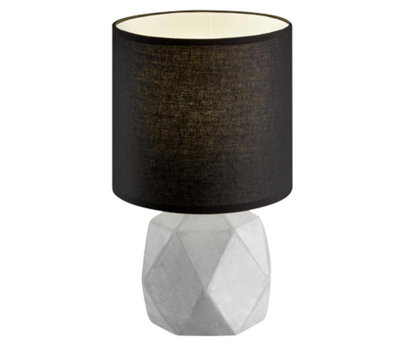 PIKE zwart tafellamp