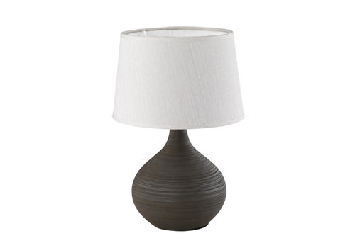 Reality MARTIN bruin tafellamp