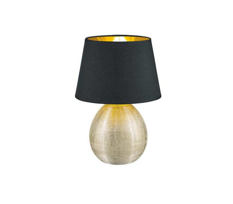 LUXOR Zwart tafellamp