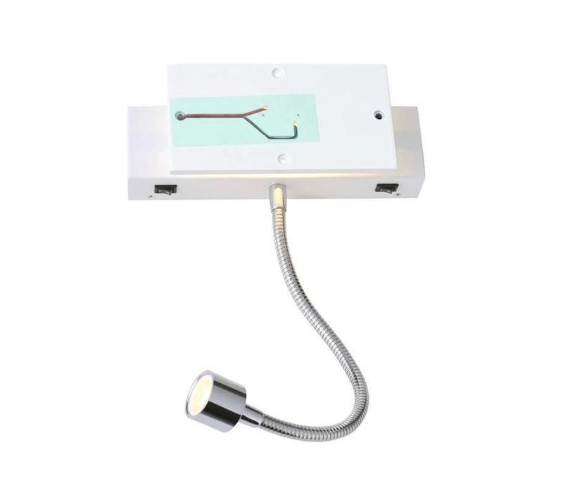 MANA 3 LED bedlamp