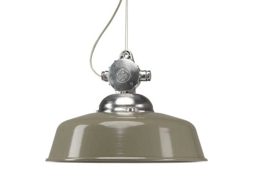KS verlichting hanglamp Detroit Taupe