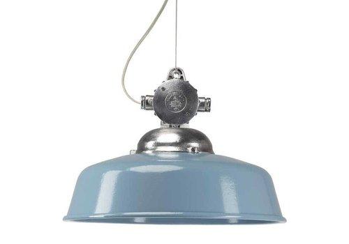 KS verlichting hanglamp Detroit Blauw