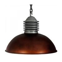hanglamp Old Industry Dark Messing Look
