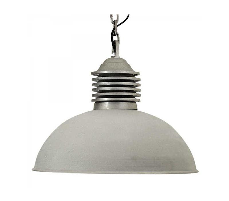 hanglamp Old Industry Mat Aluminium