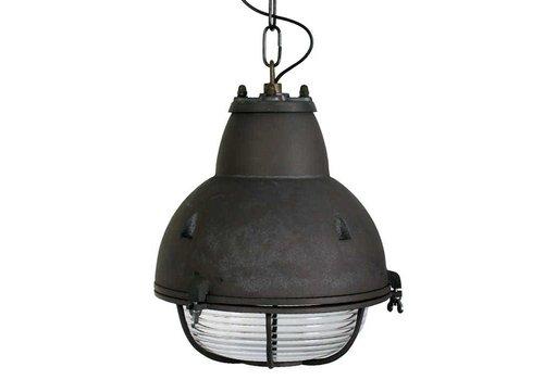 KS verlichting Kettinglamp Navigator Aluminium Zwart